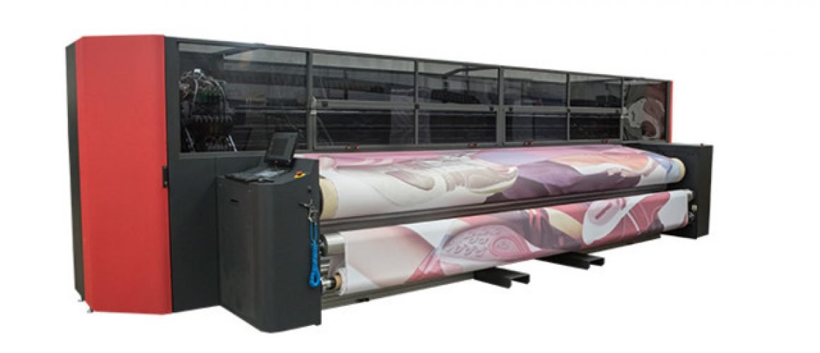 Impressora Dye Sublimation