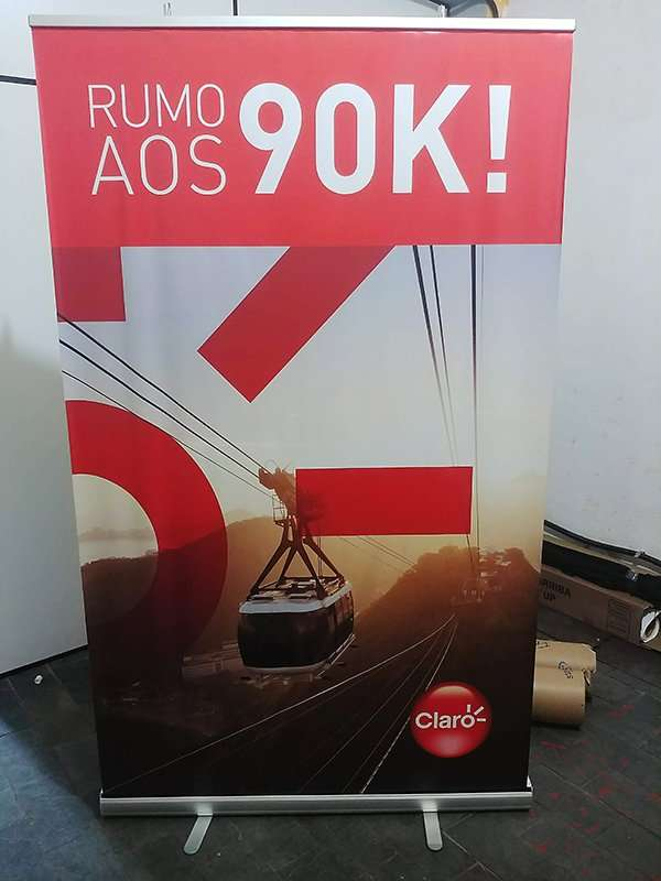 BANNER ROLL UP 120X200CM